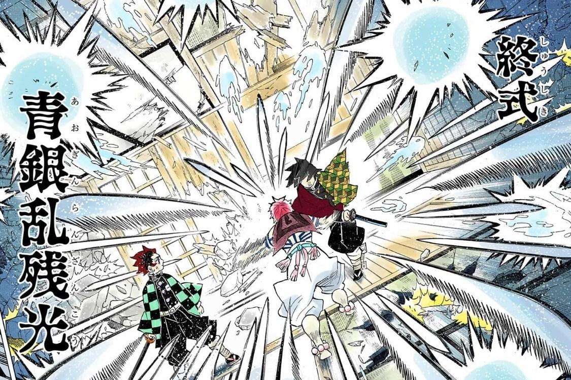 【鬼滅の刃】猗窩座(あかざ)との白熱の戦い!煉獄さんの仇を討て!!