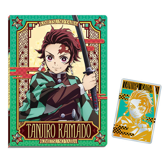 【鬼滅の刃】ウエハース2が5月に発売!カードファイルも発売!