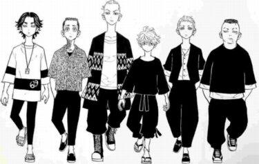 【東京リベンジャーズ】東京卍會(とうまん)創設メンバーを一挙紹介!